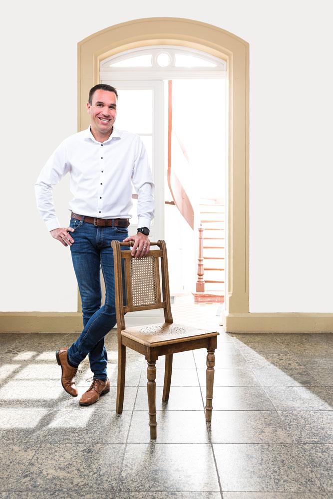 Martin Hortscht Geschäftsführer INNESYS GmbH